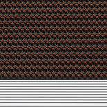 Buitenmat Hamat Outline Bruin 006 (Borstelmat)