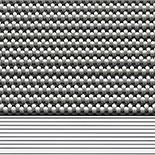 Buitenmat Hamat Outline Licht grijs 014 (Borstelmat)